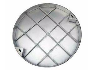 不锈钢圆形井盖