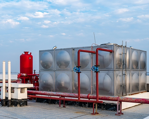 不锈钢井盖厂家-保温水箱必须多久清理一次