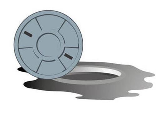 不锈钢隐形井盖厂-不锈钢装饰井盖为什么正方形的多,环形的少?