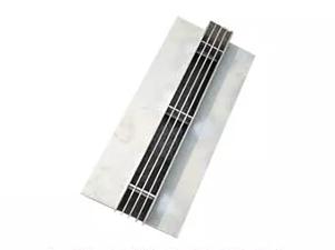 中缝式排水沟盖板