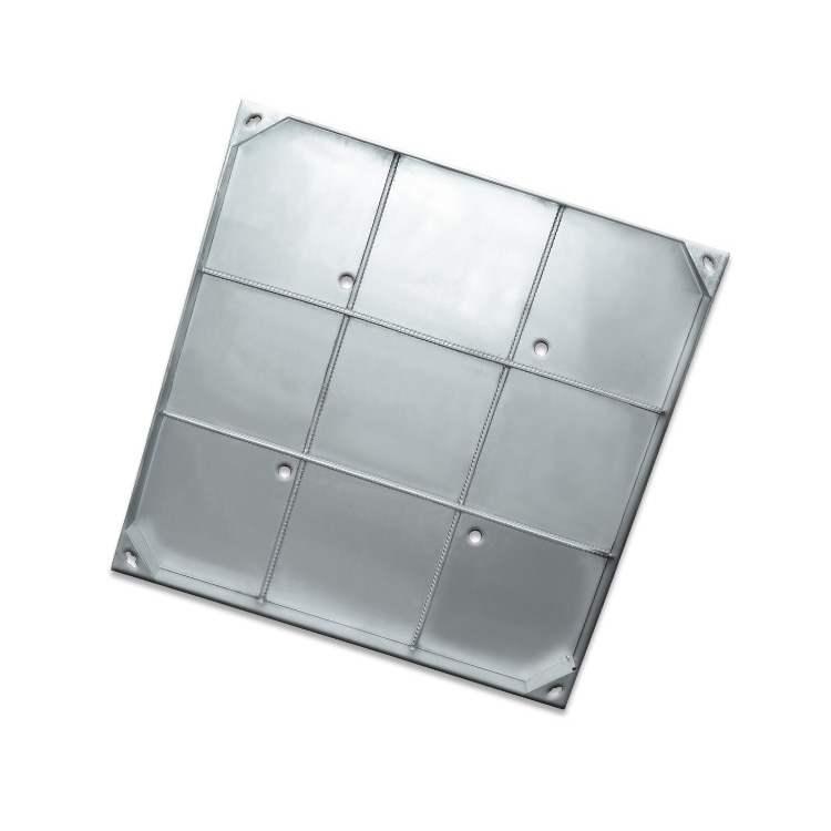 不锈钢井盖厂家介绍井盖应用范围都有哪些?