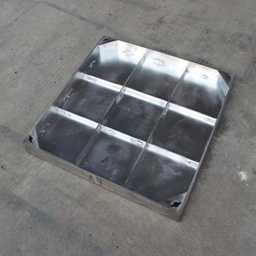 惠州不锈钢井盖厂家制作井盖时的细节都有哪些?