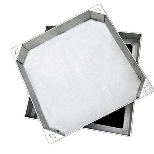惠州不锈钢井盖厂家制作井盖时添加花纹的作用是什么?