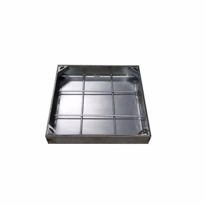 不锈钢井盖的特点和类型都有哪些?不锈钢井盖厂家告诉你!