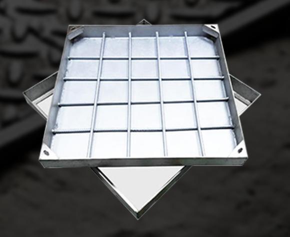 不锈钢隐形井盖介绍